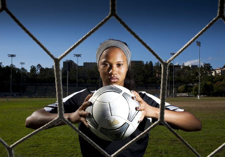 cool soccer senior pics - Google Search