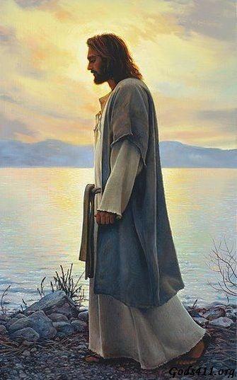 Jesus - Walk with me