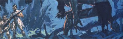 "Concept Design Academy: ""Figure & Composition"" with John Watkiss on March 23~!!"