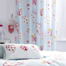 Rose and Ellis Appleby Thermal Pencil Pleat Curtains | Dunelm