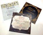 Χριστουγεννιάτικα προσκλητήρια γάμου 3 - PG150