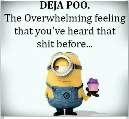Too true sometimes!!