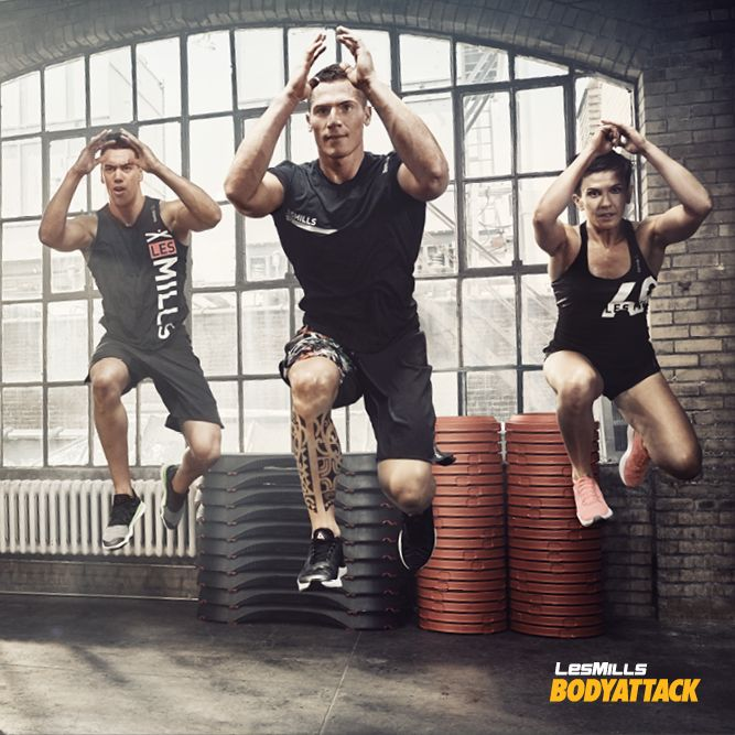 A new BODYATTACK challenge is coming. Do you accept?