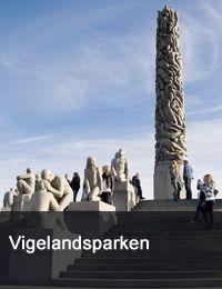 Vigelandsmuseet og parken / The Vigeland Museum and Park