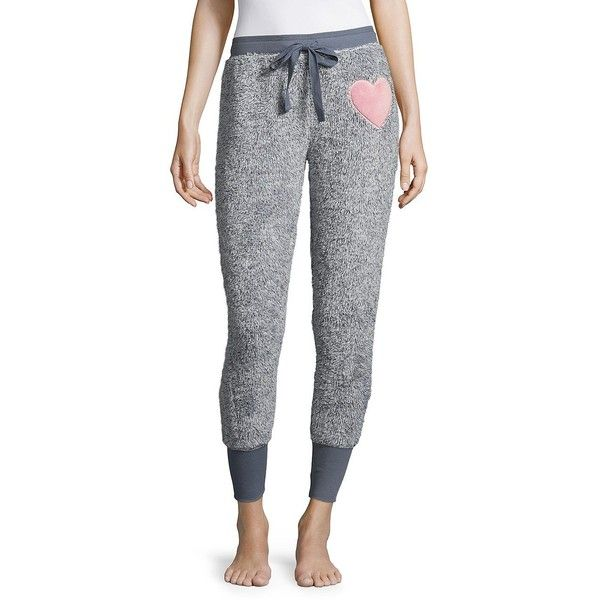 Roudelain Women's Moon Jogger Pants ($29) ❤ liked on Polyvore featuring pants, navy, navy blue jogger pants, navy blue trousers, jogging trousers, navy pants and jogger pants