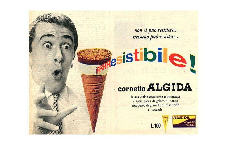 Cornetto Algida - what Americans call Nutty Buddies.