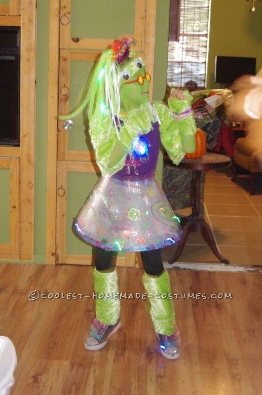 94 Best Images About Alien Costume On Pinterest