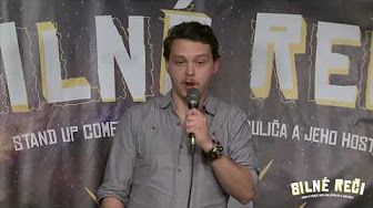 Silné Reči stand-up comedy show - YouTube