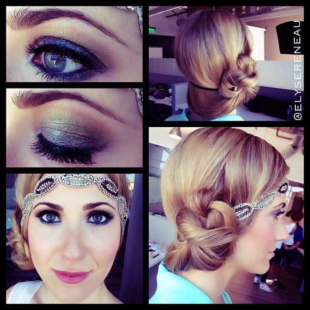 311 Best Images About Great Gatsby Quinceanera On Pinterest | Retro Hair Gatsby And Ostrich ...