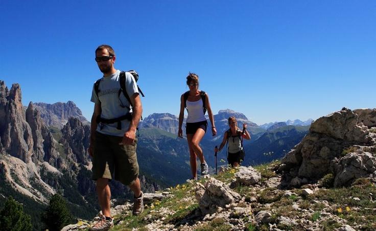 Escursioni guidate per tutti i livelli di difficoltà!
