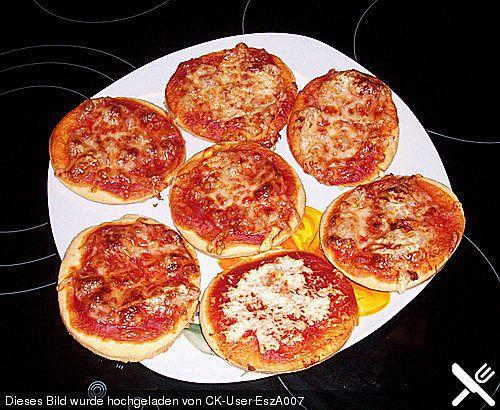 Minni-Pizza