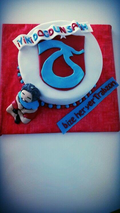 Trabzonspor Torte