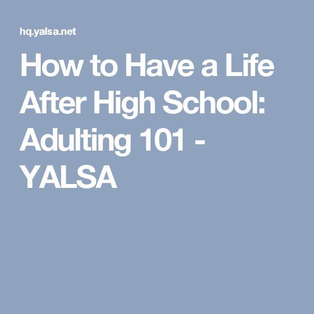 Best 25+ Life after high school ideas on Pinterest