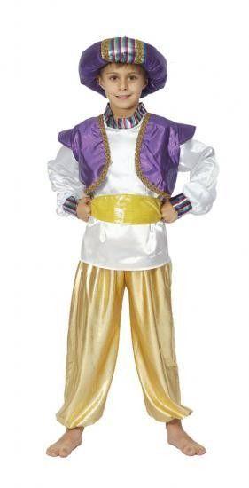 Aladdin the Genie Fancy Dress Costume for Children