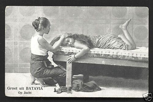 Batavia, Java 1910