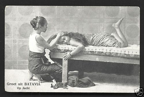 Batavia Java Indonesia 1910