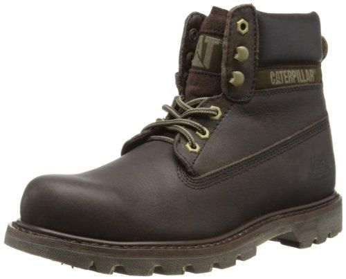 Oferta: 139.9€ Dto: -46%. Comprar Ofertas de Cat Footwear P715508 - Botines con cordones para hombre, color marrón,  talla 40 barato. ¡Mira las ofertas!