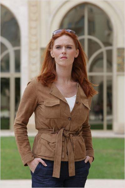 """Belle comme une commissaire divisionnaire dans... - La flamboyante Audrey Fleurot est """"Belle comme..."""" [DIAPORAMA] - Page 4 - Dossiers Cinéma - AlloCiné"""