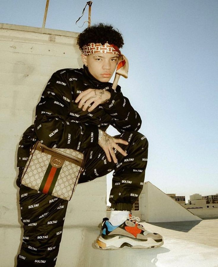 Lil Mosey On Instagram: I Got 30 In The Gucci Bag