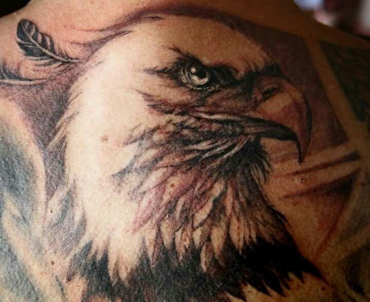 Aquila tattoo
