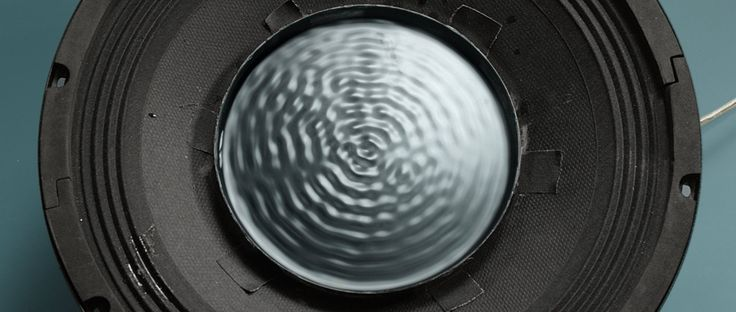 CYMATICS: Science Vs. Music - Nigel Stanford - Visualisation of soundwaves. So  f*cking awesome!