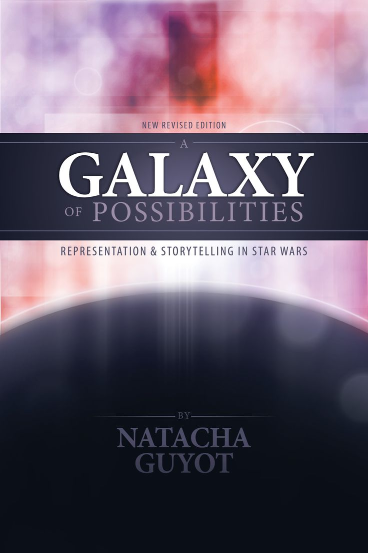 Interview of Natacha Guyot: Author, Star Wars Fan, and Comparative Geek!