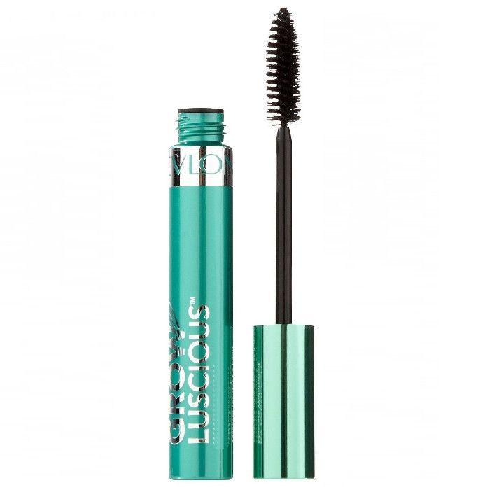 Grow Luscious Mascara & Lash Enhancer # 001 Blackest Black / Lilac Shimmer 0.38 oz