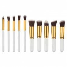 KESMALL CO431 Professional Makeup Brushes Set 10pcs