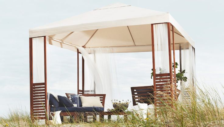 mobilier d 39 ext rieur et tonnelle ikea dream garden pinterest gazebo ikea outdoor and. Black Bedroom Furniture Sets. Home Design Ideas