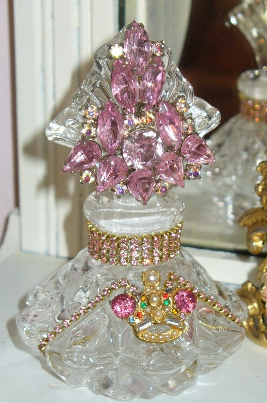 139 Best Images About Elegant Perfume Bottles On Pinterest