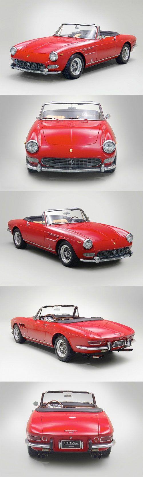 フェラーリ 275 GTS 1966