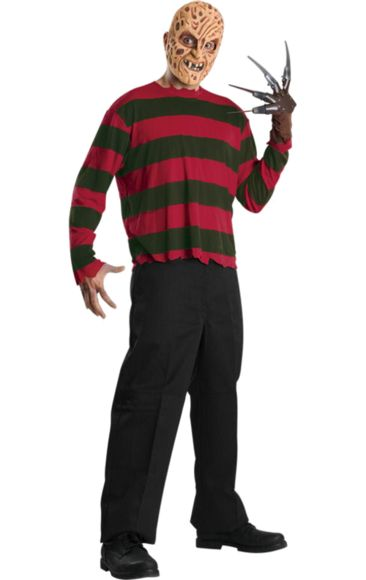 freddy krueger halloween costume - Freddy Krueger Halloween Decorations