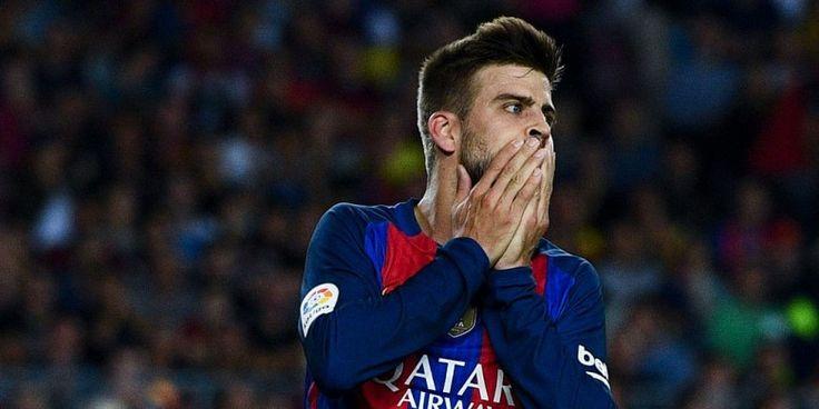 Hanya Bermain Imbang, Pique Peringatkan Barcelona