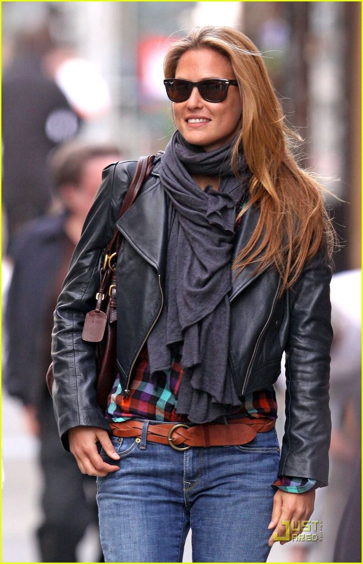 Bar Refaeli is Plaid Picturesque                                                                                                                                                                                 More
