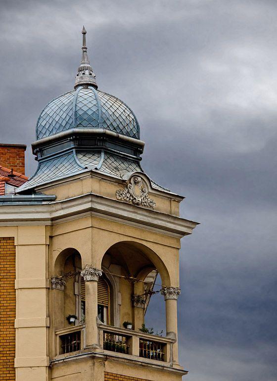 Szombathely-the Balcony - Szombathely, Vas