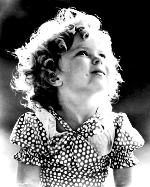 Shirley Temple, 1932.