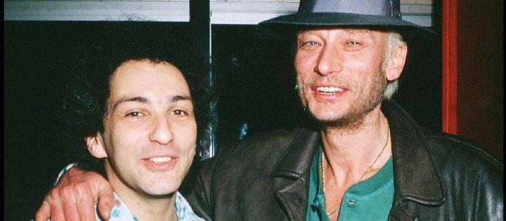 Le jour de la mort de Michel Berger, Johnny Hallyday a pleuré - Gala