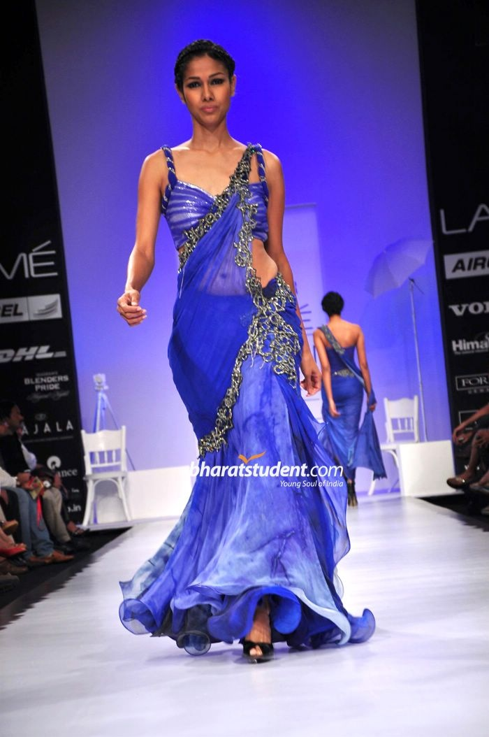 Archana Kochhar Show at Lakme Fashion Week Winter/Festive 2012