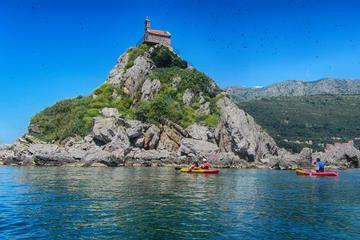 Kayaking in Petrovac - Montenegro Pulse