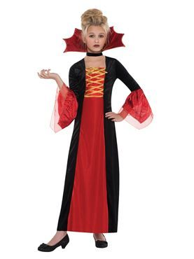 Child Gothic Princess Costume by Fancy Dress Ball
