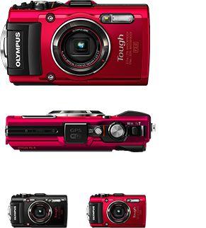 TG‑4 - Digitale Camera's ; Compactcamera's - STYLUS - Olympus