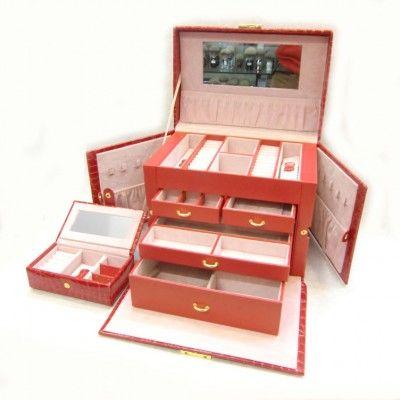 Oltre 1000 idee su organizzare i cassetti su pinterest - Porta gioielli ikea ...