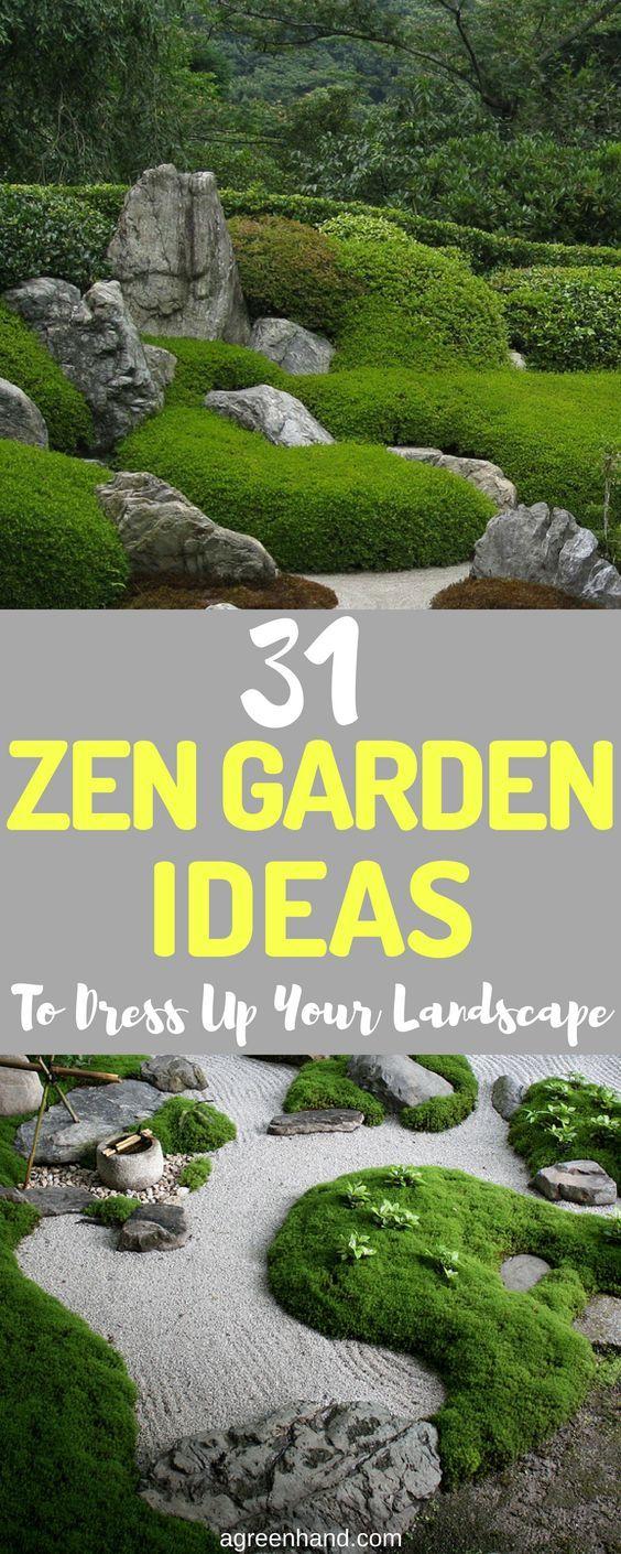 31 Zen Garden Ideas To Dress Up Your Landscape Japanese