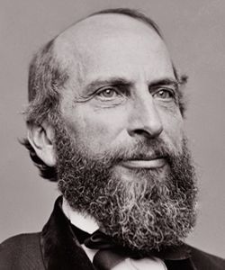 James Speed. Attorney General. The Lincoln Cabinet in 1865.