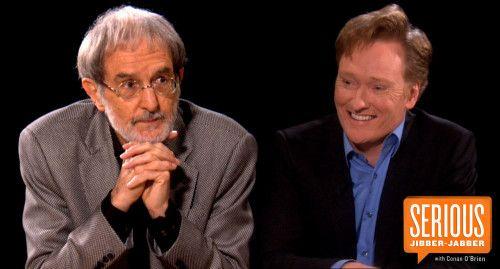 Presidential Biographer Edmund Morris - Serious Jibber-Jabber with Conan O'Brien