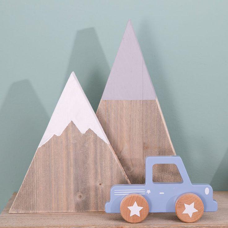 TIAMO autíčko modré | Kašpárek Baby