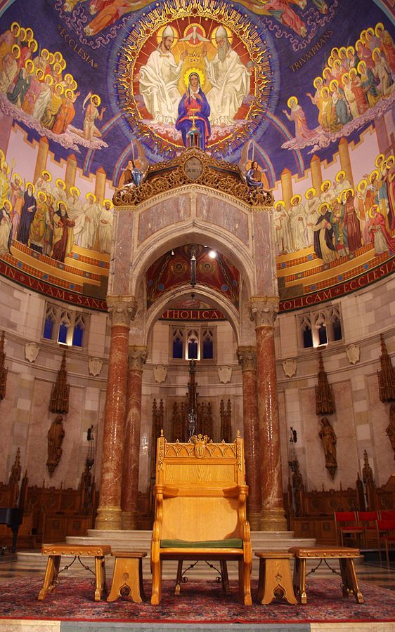 Our Lady, Queen of the Most Holy Rosary Cathedral, Toledo, Ohio