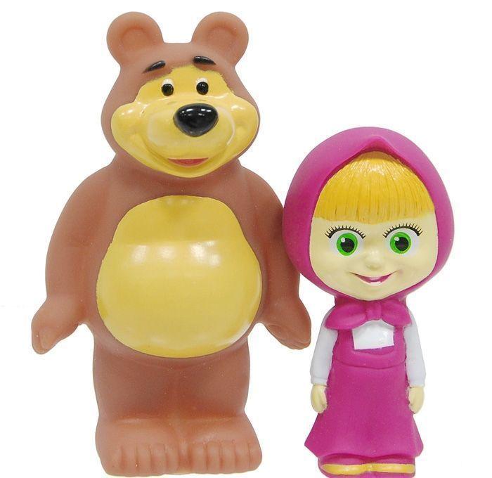 Masha and the Bear SET FOR SWIMMING Masha doll , toys #KARAPUZ …