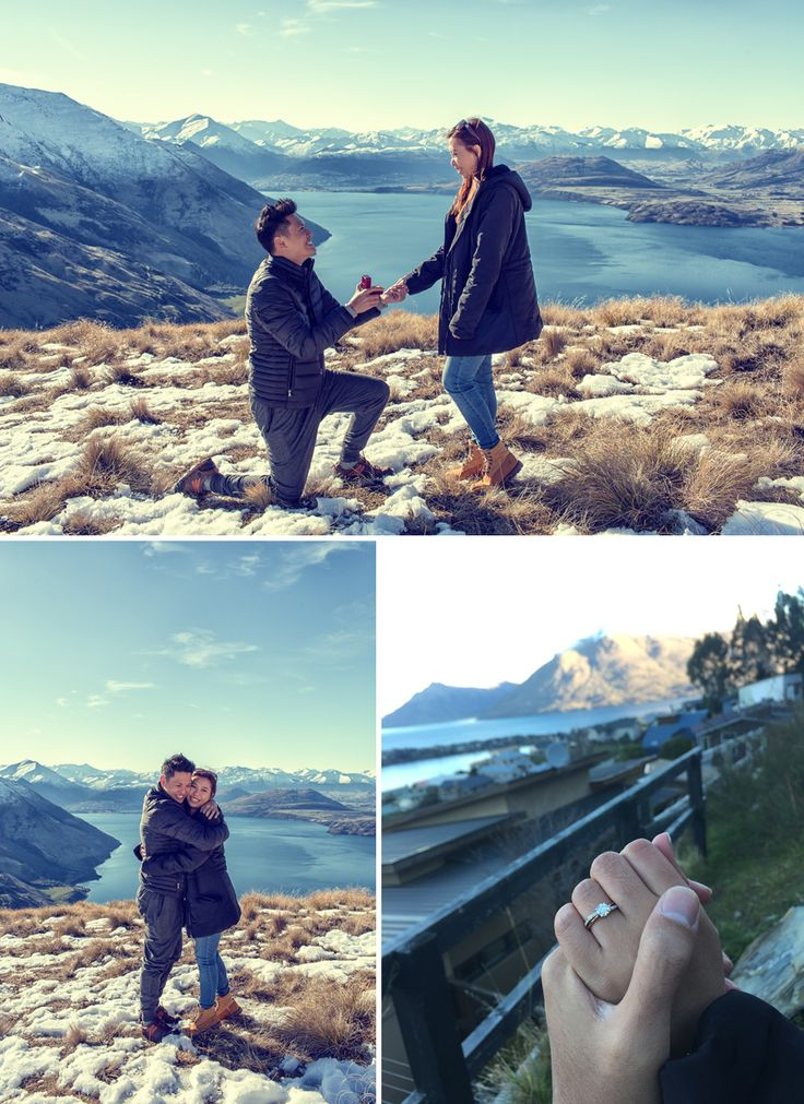 Best Proposal Ideas And Inspiration Images On Pinterest - This couple photograph new zealands most breathtaking locations