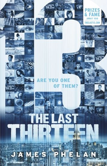 The Last Thirteen series by James Phelan